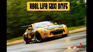 Drift Taxi service with Rally Car | DTN