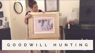 GOODWILL HUNTING | HOME DECOR
