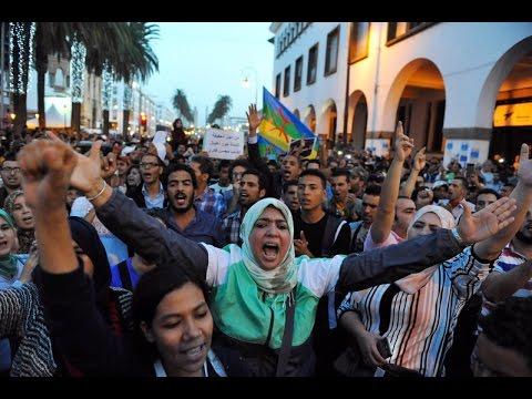 Morocco: Mudaharaadyo ka dhashay Dilka nin Kaluumeysato ah