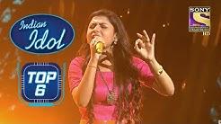 Mohe Rang Do Laal Arunita  Performance  Judges Indian Idol Top 6