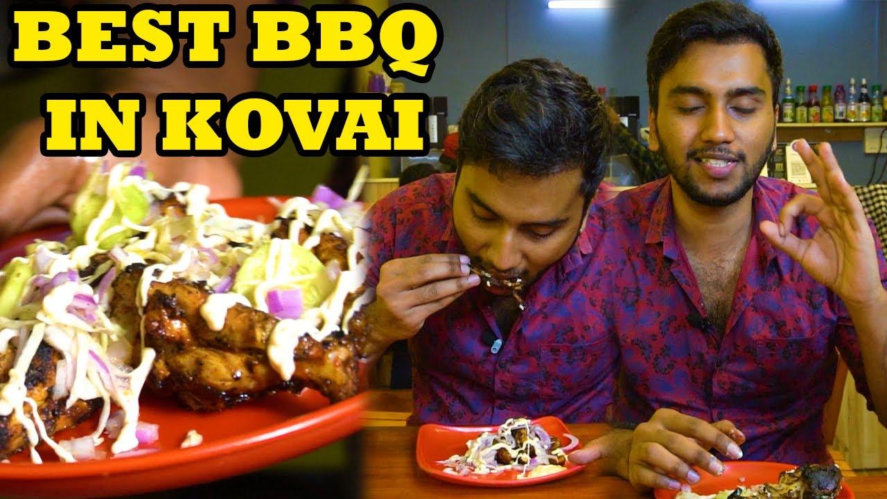 BEST BBQ In Kovai | Food Street #10 | Kovai 360