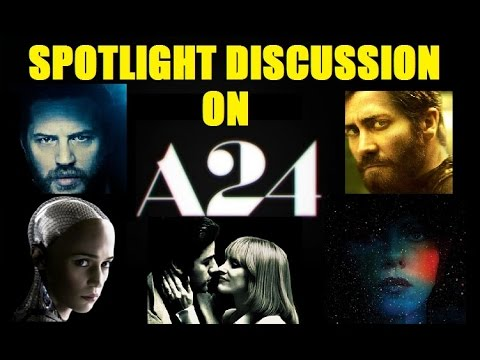 Download Youtube: A24 Films- Spotlight Discussion on one of the best film studios working today