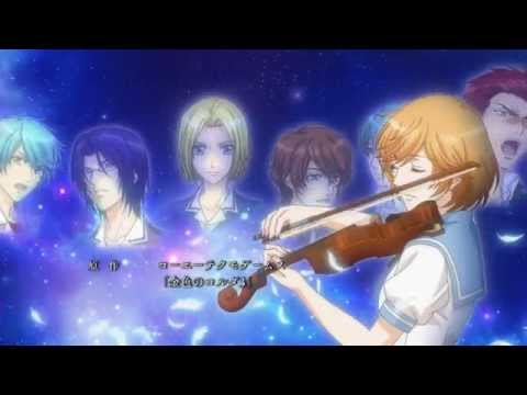 Soundtrack 金色のコルダ Kiniro no Corda: Blue♪Sky Kanon   Brand New Breeze HD Operning