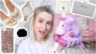 CHRISTMAS GIFT GUIDE 2017 AD | Sophie Louise