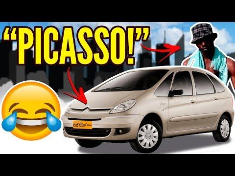 7 CARROS que BIZARRAMENTE VIRAM PIADA só PELO NOME! thumbnail