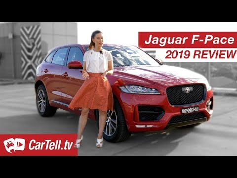 2019 Jaguar F-Pace Review - Australia