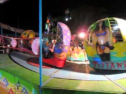 Feria Anual Tazas Locas Santa Maria Zacatepec Youtube