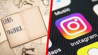 Instagram - Liebes Tagebuch...