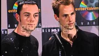 Savage Garden At The 1998 Blockbuster Awards