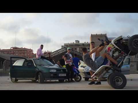 Salkogti x Lefty Ruggiero ~ Realidad // Clip oficiel (Prod.Steve Lean)