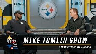 Tomlin on Antonio Brown, James Washington & More | The Mike Tomlin Show