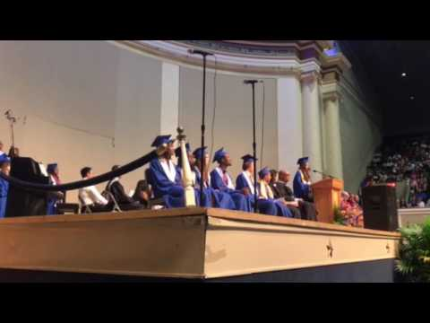Watkins Mill High School 2017 Graduation