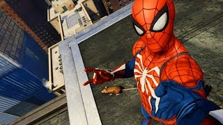 FULL SPIDERMAN STORY MODE GAMEPLAY WALKTHROUGH! (Spider Man PS4 Pro)