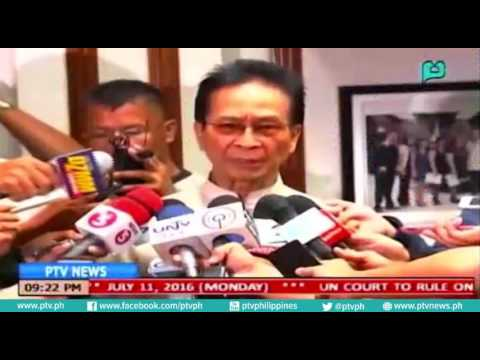 Chief Presidential Legal Counsel Panelo: Senate probe, an attempt to discredit campaign vs drugs