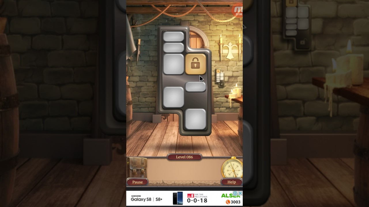 100 Doors Challenge 2 Level 86 Walkthrough Youtube