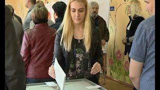 В Ельце прошло предварительное голосование партии «Единая Россия»