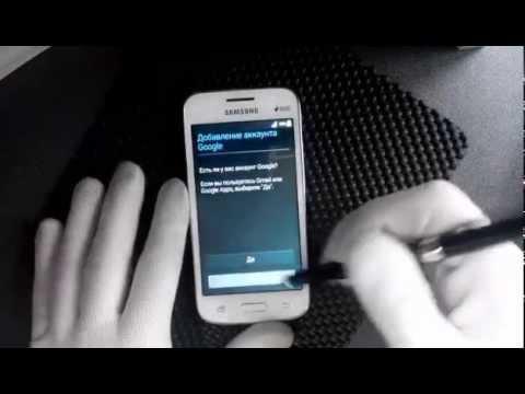 Hard reset Samsung Galaxy Star Advance G350E, сброс Samsung Galaxy G350E. Хард ресет samsung