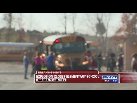No children  hurt in boiler explosion at Sand Gap Elementary School
