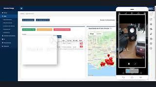 Demonstração Aplicativo GNS - Android, PHP, SQLServer
