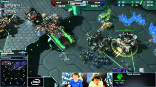 How TaeJa almost lost IEM Shenzhen / Game six vs. Solar