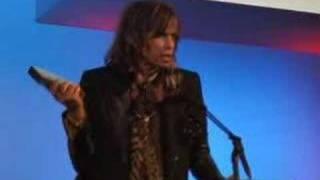 Steven Tyler Classic Rock Award Resimi