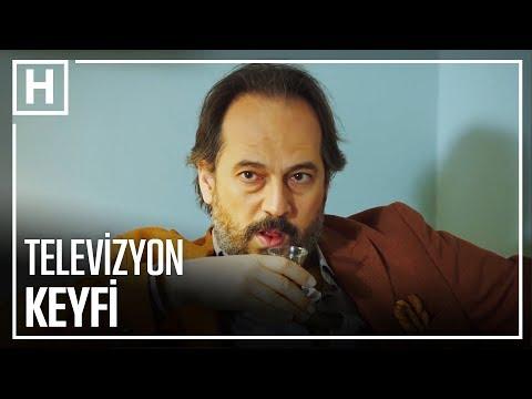 Hekimoğlu Televizyon İzlerken İpek'e Yakalandı! - Hekimoğlu 4. Bölüm