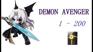 Demon Avenger 1-200