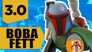 disney infinity 3 0 boba fett gameplay and skills