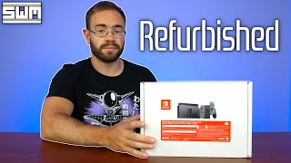 I Bought A Refurbished Switch From Nintendo...Here's What They Sent Me