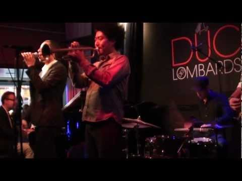 "José James  ""It´s All Over Your Body "" Live at D.D.L, Paris  2012"