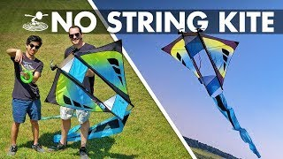 Building and Flying a Kite with No String!