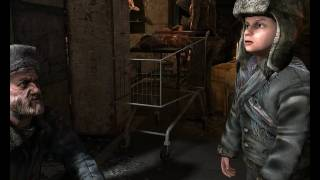 Metro 2033 всё что нужно для альтернативной концовки