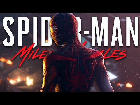 I DID NOT EXPECT THAT ENDING   Spider-Man Miles Morales - Part 6 (PS5)