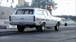 1967 427 Fairlane wagon