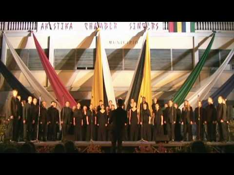 Akustika Chamber Singers A Recco (Genova) 2