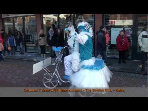 Carnaval  doen wij (g)een zak aan! - The Golden Girls