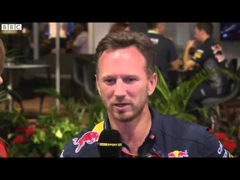 2015 Singapore - Post-Qualifying: Red Bull boss Horner says Volkswagen 'would be great for F1'