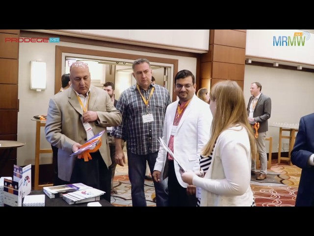 MRMW NA 2017 Conference Highlights