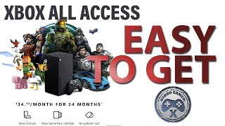 Xbox All Access | Easy Option …