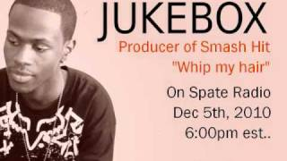 "Willow Smith ""Whip my hair"" producer Jukebox interview on Spate Radio"