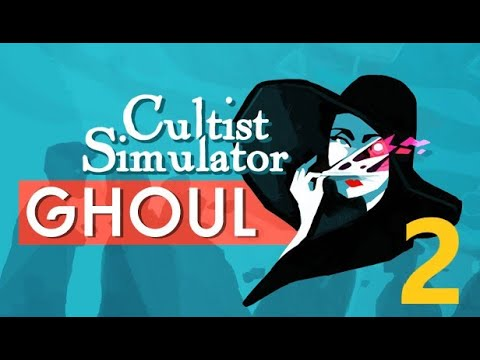 Cultist Simulator (Ghoul DLC) - Establishing my cult |