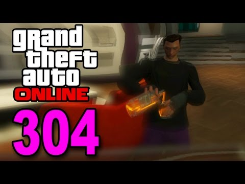 Grand Theft Auto 5 Multiplayer - Part 304 - Drinking the Pain Away (GTA Online Gameplay)