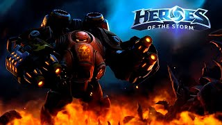 Heroes Of The Storm - Official Blaze Spotlight