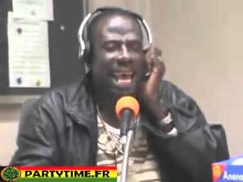 """LEROY """"HEPTONES"""" SIBBLES - Freestyle at Party Time Radio Show - 16 NOV 2005"""
