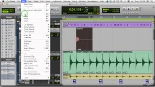 Replace Drum Tracks in Pro Tools with Kurt Ballou