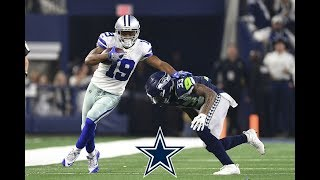 Amari Cooper & Michael Gallup vs The Seahawks || Dallas Cowboys Film Session