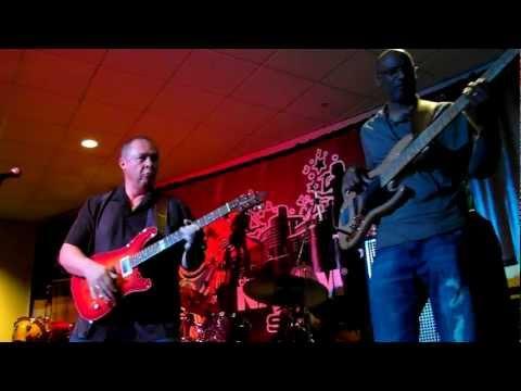 THE FACULTY - Caleb Quaye 1 Live Rock Jazz Fusion 2012 NAMM Music Show