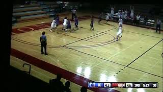 Kayla Morrissey SR YR Grinnell Women's Basketball Highlights Part 5