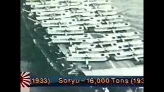 История Американских Авианосцев 1 серия