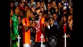 Felipe Melo Dosyası / TRT 1 / Stadyum / 24 Eylül 2014